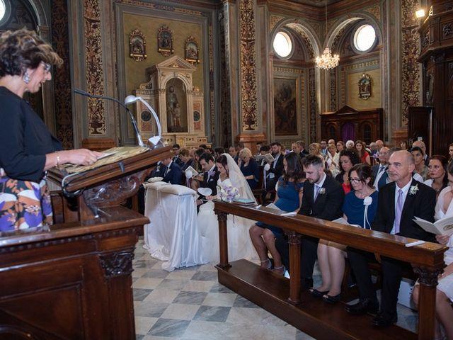 Il matrimonio di Manuel e Sara a Capriate San Gervasio, Bergamo 111