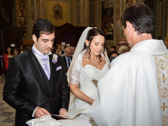 Il matrimonio di Manuel e Sara a Capriate San Gervasio, Bergamo 113
