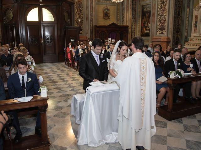 Il matrimonio di Manuel e Sara a Capriate San Gervasio, Bergamo 114