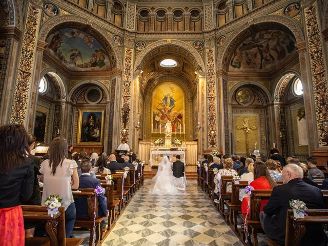 Il matrimonio di Manuel e Sara a Capriate San Gervasio, Bergamo 123