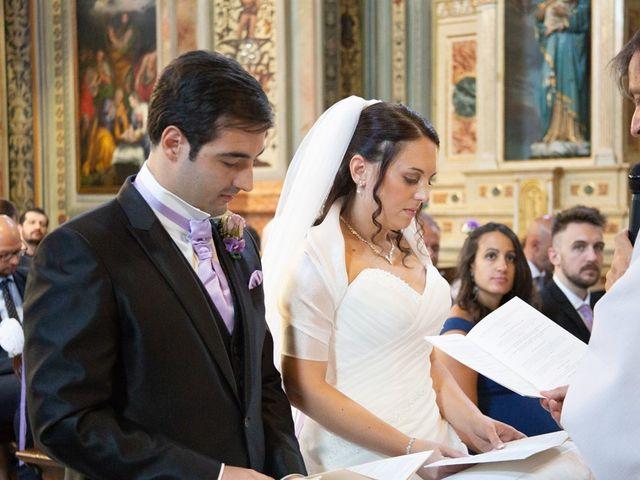 Il matrimonio di Manuel e Sara a Capriate San Gervasio, Bergamo 125
