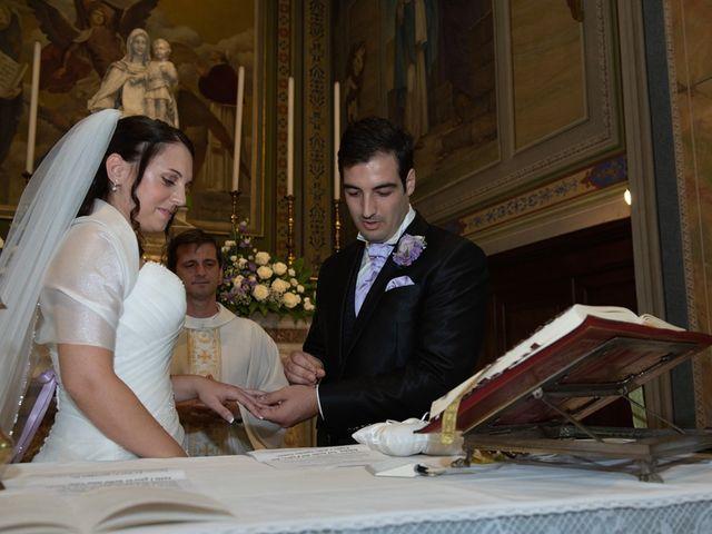 Il matrimonio di Manuel e Sara a Capriate San Gervasio, Bergamo 127