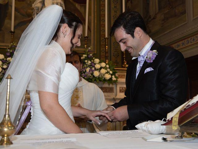 Il matrimonio di Manuel e Sara a Capriate San Gervasio, Bergamo 128