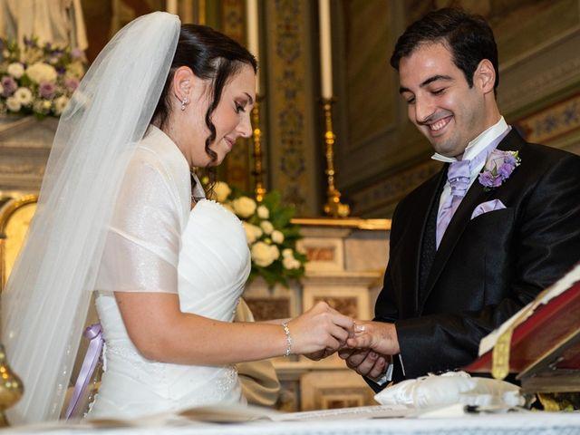 Il matrimonio di Manuel e Sara a Capriate San Gervasio, Bergamo 130