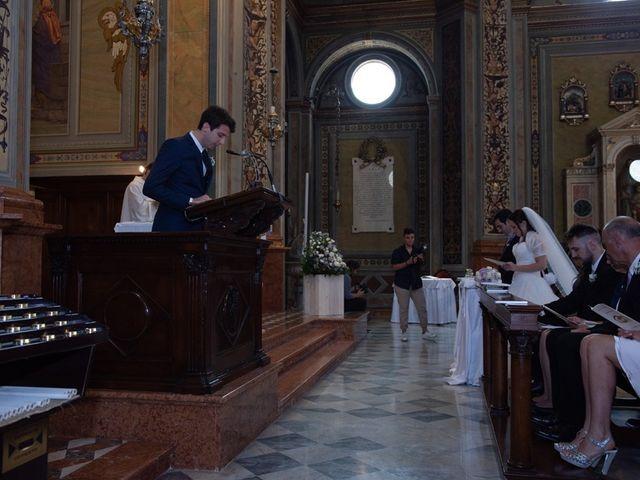 Il matrimonio di Manuel e Sara a Capriate San Gervasio, Bergamo 132