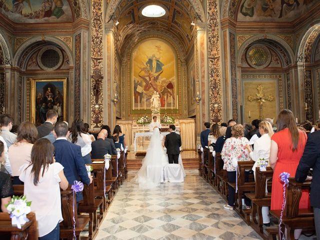 Il matrimonio di Manuel e Sara a Capriate San Gervasio, Bergamo 133