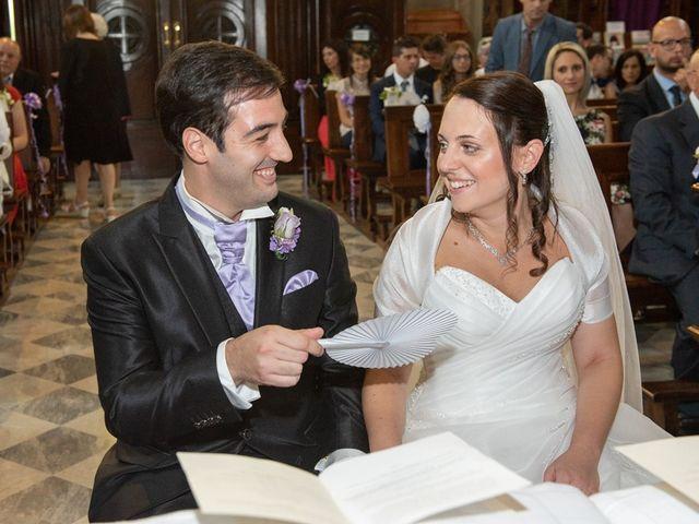 Il matrimonio di Manuel e Sara a Capriate San Gervasio, Bergamo 135