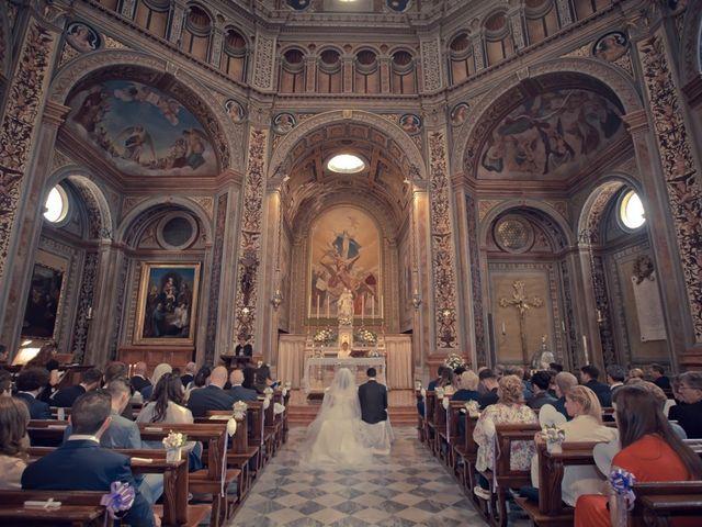 Il matrimonio di Manuel e Sara a Capriate San Gervasio, Bergamo 136