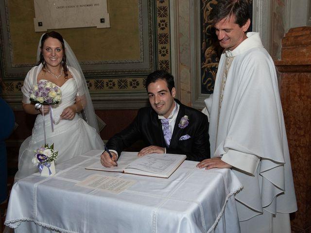 Il matrimonio di Manuel e Sara a Capriate San Gervasio, Bergamo 138