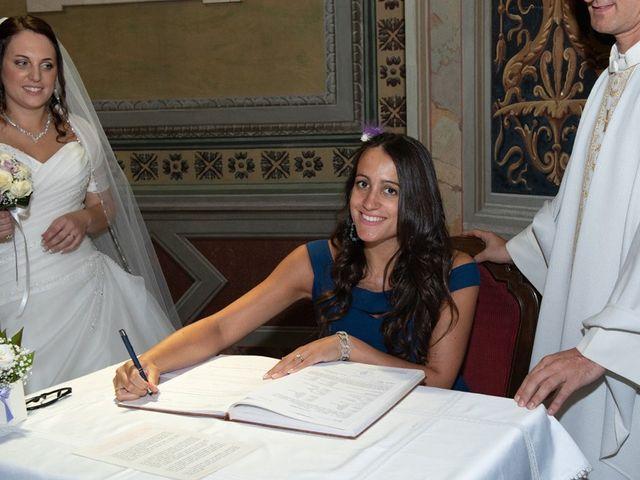 Il matrimonio di Manuel e Sara a Capriate San Gervasio, Bergamo 143