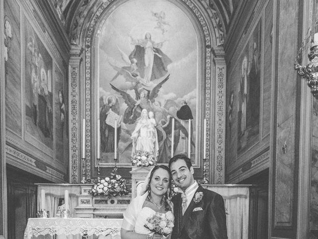 Il matrimonio di Manuel e Sara a Capriate San Gervasio, Bergamo 146