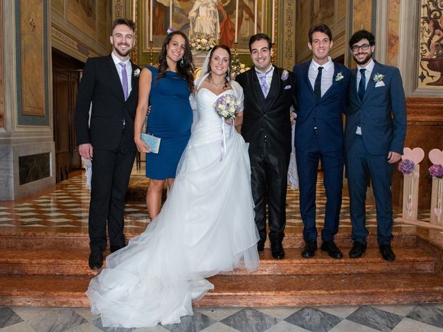 Il matrimonio di Manuel e Sara a Capriate San Gervasio, Bergamo 148