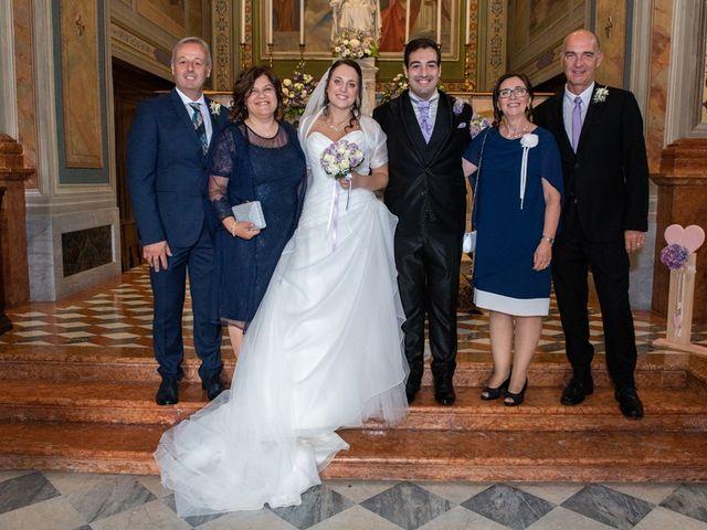 Il matrimonio di Manuel e Sara a Capriate San Gervasio, Bergamo 150