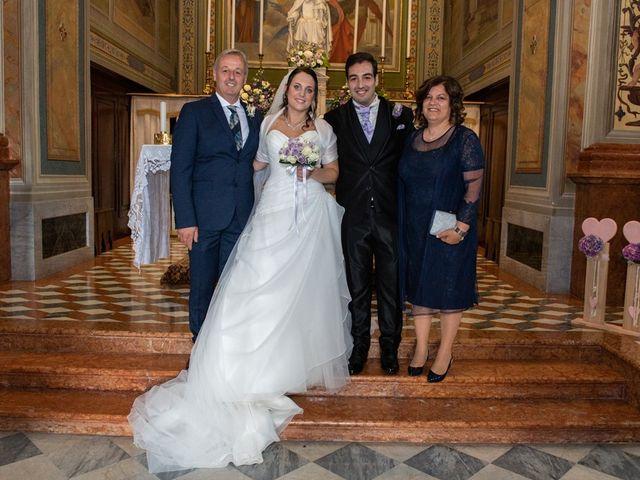 Il matrimonio di Manuel e Sara a Capriate San Gervasio, Bergamo 151