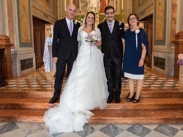 Il matrimonio di Manuel e Sara a Capriate San Gervasio, Bergamo 152