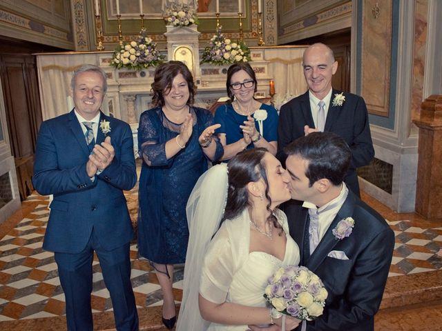 Il matrimonio di Manuel e Sara a Capriate San Gervasio, Bergamo 153