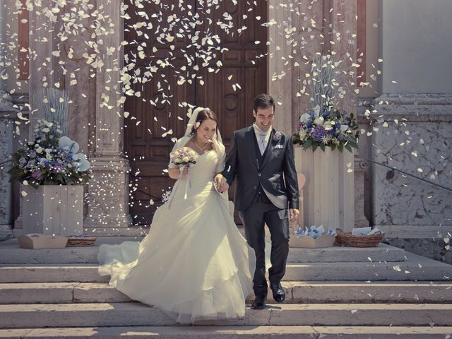 Il matrimonio di Manuel e Sara a Capriate San Gervasio, Bergamo 157