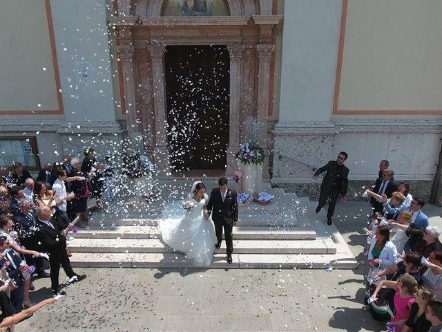 Il matrimonio di Manuel e Sara a Capriate San Gervasio, Bergamo 158