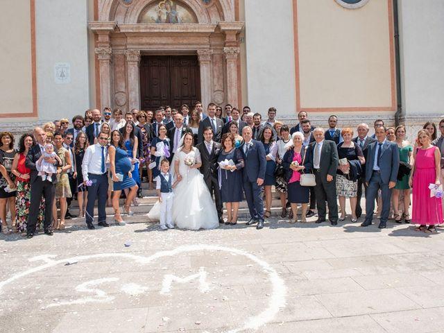 Il matrimonio di Manuel e Sara a Capriate San Gervasio, Bergamo 164