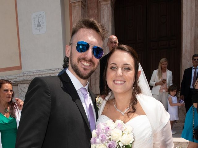 Il matrimonio di Manuel e Sara a Capriate San Gervasio, Bergamo 166