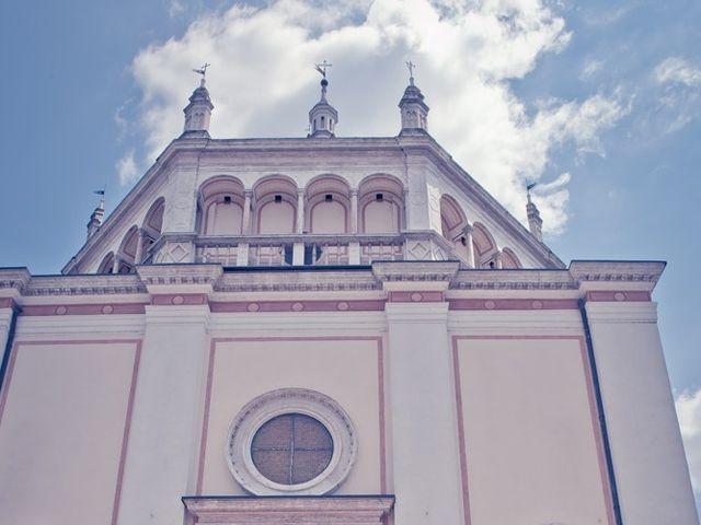 Il matrimonio di Manuel e Sara a Capriate San Gervasio, Bergamo 168