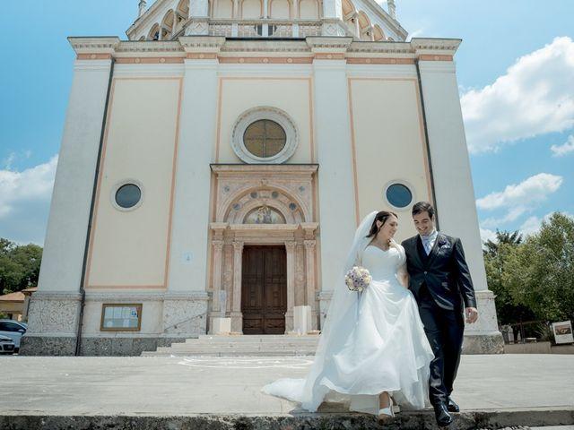 Il matrimonio di Manuel e Sara a Capriate San Gervasio, Bergamo 169