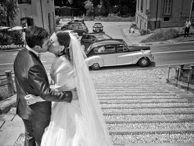 Il matrimonio di Manuel e Sara a Capriate San Gervasio, Bergamo 172