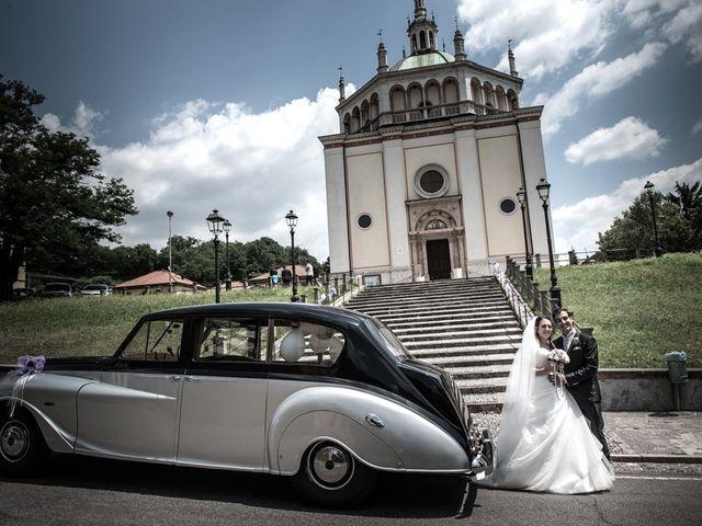 Il matrimonio di Manuel e Sara a Capriate San Gervasio, Bergamo 173