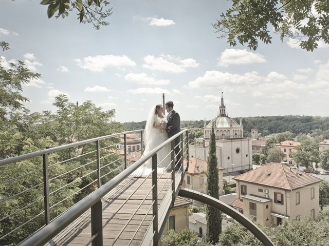 Il matrimonio di Manuel e Sara a Capriate San Gervasio, Bergamo 174