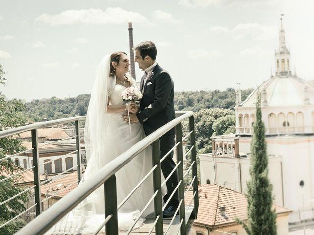Il matrimonio di Manuel e Sara a Capriate San Gervasio, Bergamo 175