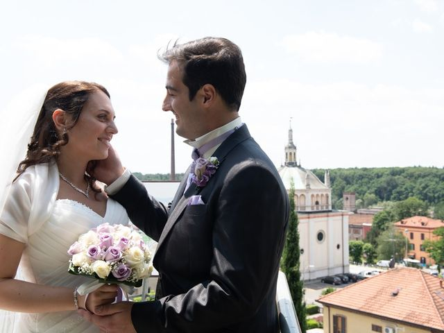Il matrimonio di Manuel e Sara a Capriate San Gervasio, Bergamo 176