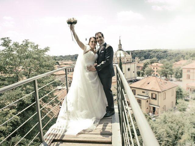 Il matrimonio di Manuel e Sara a Capriate San Gervasio, Bergamo 177