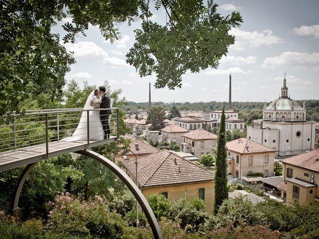 Il matrimonio di Manuel e Sara a Capriate San Gervasio, Bergamo 180