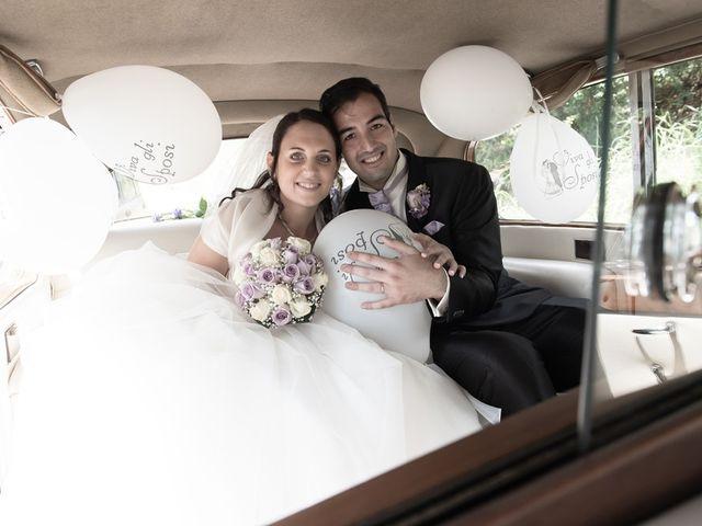 Il matrimonio di Manuel e Sara a Capriate San Gervasio, Bergamo 195