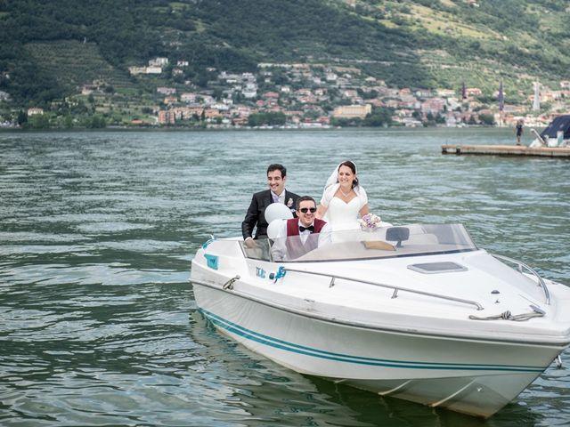 Il matrimonio di Manuel e Sara a Capriate San Gervasio, Bergamo 199