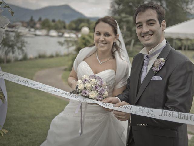 Il matrimonio di Manuel e Sara a Capriate San Gervasio, Bergamo 206