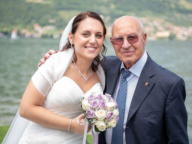 Il matrimonio di Manuel e Sara a Capriate San Gervasio, Bergamo 210