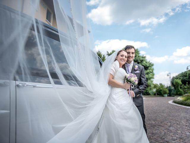 Il matrimonio di Manuel e Sara a Capriate San Gervasio, Bergamo 215