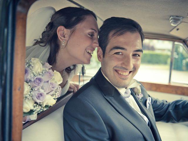 Il matrimonio di Manuel e Sara a Capriate San Gervasio, Bergamo 1