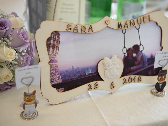 Il matrimonio di Manuel e Sara a Capriate San Gervasio, Bergamo 221