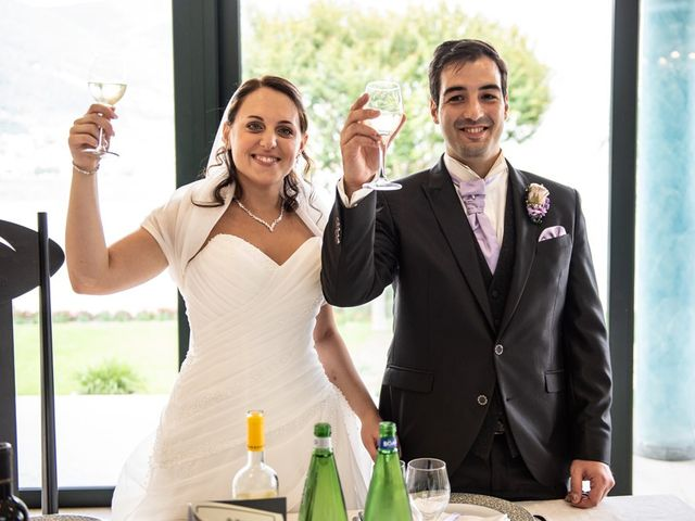 Il matrimonio di Manuel e Sara a Capriate San Gervasio, Bergamo 223