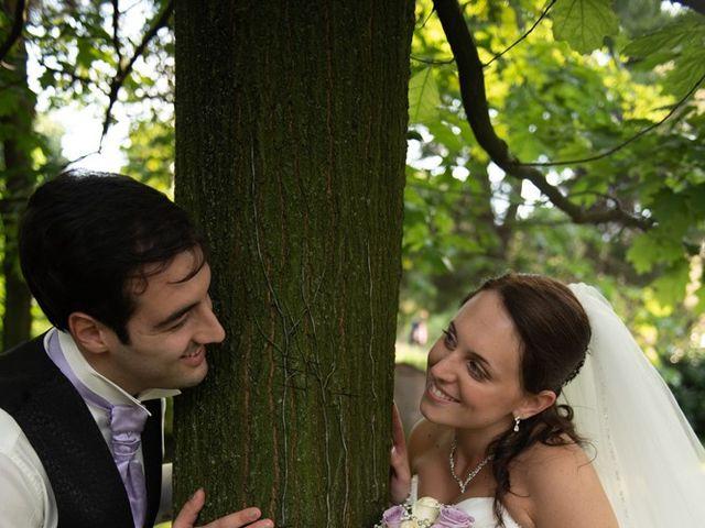 Il matrimonio di Manuel e Sara a Capriate San Gervasio, Bergamo 237