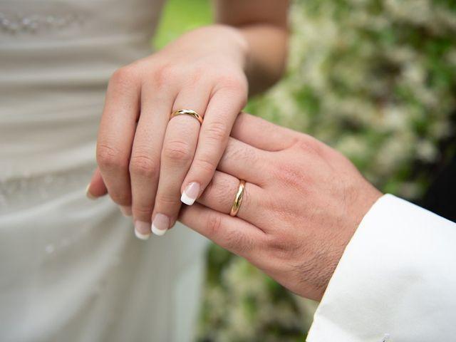 Il matrimonio di Manuel e Sara a Capriate San Gervasio, Bergamo 240