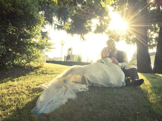 Il matrimonio di Manuel e Sara a Capriate San Gervasio, Bergamo 242