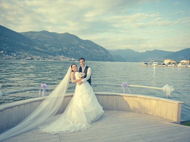 Il matrimonio di Manuel e Sara a Capriate San Gervasio, Bergamo 255