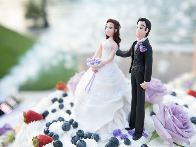 Il matrimonio di Manuel e Sara a Capriate San Gervasio, Bergamo 257