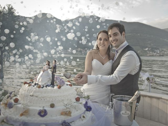 Il matrimonio di Manuel e Sara a Capriate San Gervasio, Bergamo 258