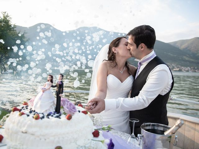 Il matrimonio di Manuel e Sara a Capriate San Gervasio, Bergamo 260