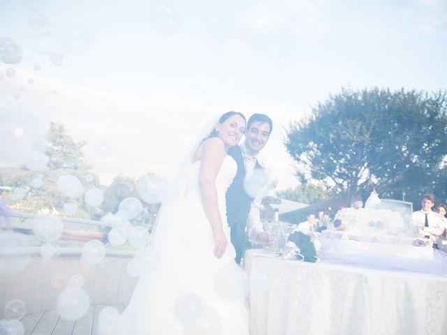 Il matrimonio di Manuel e Sara a Capriate San Gervasio, Bergamo 262