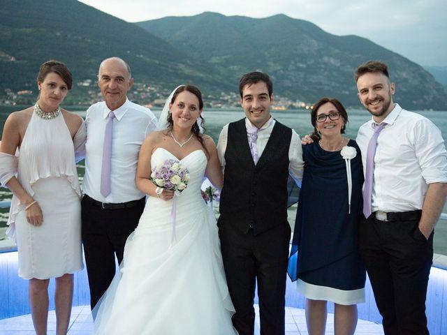 Il matrimonio di Manuel e Sara a Capriate San Gervasio, Bergamo 263